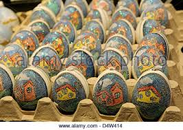 decorative easter eggs for sale hundreds of decorated easter eggs these ones astonishingly painted