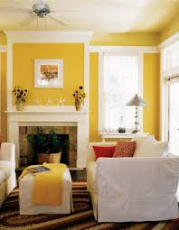 Interior Design Yellow Walls Living Room Entrancing 30 Yellow Home Interior Decorating Design Of Yellow