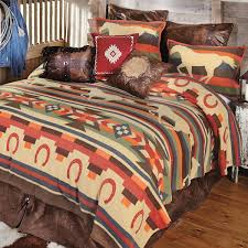 Cowboy Bed Sets Western Bedding Cowboy Bed Sets At Lone Western Decor