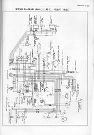 toyota lj 70 wiring diagram toyota wiring diagrams instruction