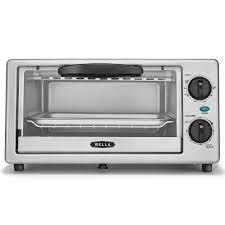 Toaster Oven Settings 4 Slice Toaster Oven Bella Housewares