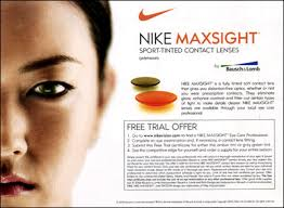 blue light filter contact lenses how can you improve your eyesight with nike maxsight by