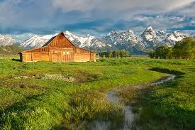 Wyoming national parks images Barn photograph grand teton national park wyoming jpg