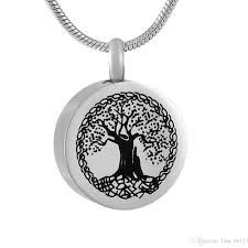tree cremation wholesale 9795 infinity tree cremation jewelry stainless steel
