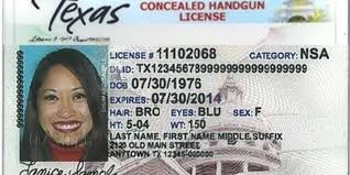 your texas concealed carry permit is now a valid form of id u2026 but