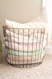 Blush Crib Bedding by Rose Gold And Blush Nursery Happily Ever After Etc