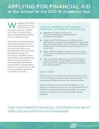 financial aid u2014 lake washington girls middle