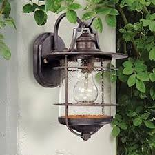 arts and crafts mission style outdoor lighting ls plus