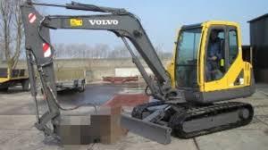 volvo ec55 2 compact excavator service repair manual instant