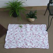 Outdoor Plastic Rug by How To Make Rugs Out Of Plastic Bags Roselawnlutheran
