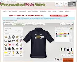 design a shirt program personalised polo shirts here s how to design your own