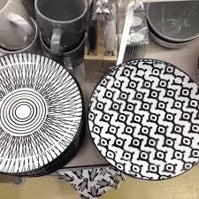 Vaisselle Shabby Chic Vaisselle Ethnique Monoprix Noir Et Blanc Vaisselle Dinnerware