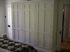 Closet Doors Uk Built In Alcove Bedroom Storage Cupboard Custom Made In