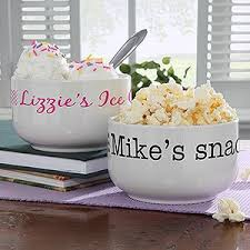 Personalized Ice Cream Bowl 25 Melhores Ideias De Soup Bowl Gifts No Pinterest Descanso De