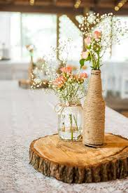 simple center pieces 20 budget friendly wedding centerpieces