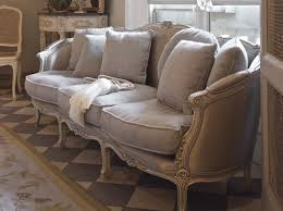 cottage style furniture sofa french style sofa in linen fabric decorating ideas gray decor