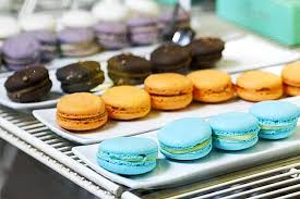 macarons bakery let them eat cake and macarons say bonjour to pardon my