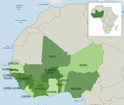west africa map quiz map of west africa region africa map