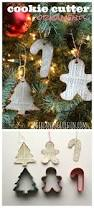 literary cookie cutter ornaments ornament paper christmas