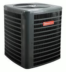 goodman gsz140301 2 5 ton 14 to 15 seer heat pump r 410a refrigerant