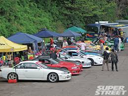 opel japan scene drift muscle round 1 sea maze circuit u2013 niigata japan