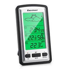 temperature chambre a coucher stations météorologiques pour la chambre à coucher ebay