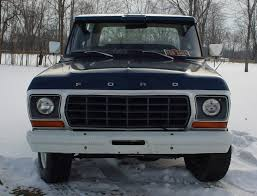 Classic Ford Truck Images - the 1978 1979 ford bronco a classic truck built to last