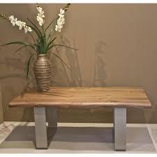 Wohnzimmertisch Nussbaum Antik Couchtisch Nussbaum Massiv Geölt Tischplatte 110 Cm Wendland
