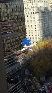 sonic open on thanksgiving attempted bloggery the 2012 macy u0027s thanksgiving day parade