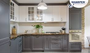 what wall color looks with grey cabinets painting kitchen cabinets popular kitchen cabinet color ideas