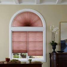 Circle Window Blinds Skylight Shades U0026 Arch Blinds Shades The Home Depot