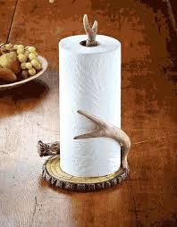 home interior deer pictures unique paper towel holders deer antler and log paper towel holder