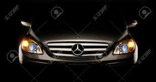 voiture de luxe panneau avant d u0027une voiture de luxe banque d u0027images et photos