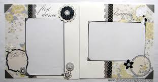 wedding scrapbooks albums creative keepsakes custom scrapbooks scrapbook layouts