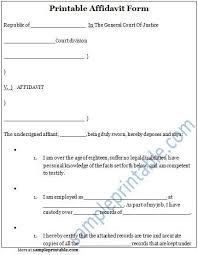 blank sworn statement cenomar july sample authorization letter