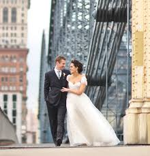 wedding photographers pittsburgh dramatic locales photographer s favorite pittsburgh wedding