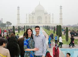 did you know this about visiting the taj mahal in india around