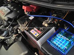 nissan almera vs toyota vios vs honda city voltage stabilizer and grounding cable effect myth and fact