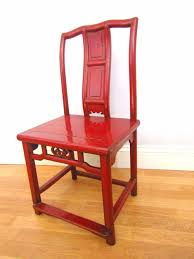 Chinese Armchair Chinese Red Lacquer Chair 469330 Sellingantiques Co Uk