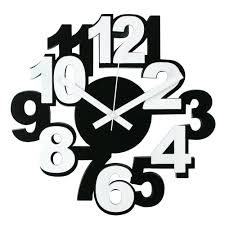 wall ideas large black wall clock black metal wall clock uk