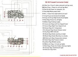 cj7 horn wiring at firewall jeepforum com