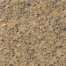 Granite Bathroom Vanity Top by Shop Kraftmaid Momentum 4 In X 4 In New Venetian Gold Granite