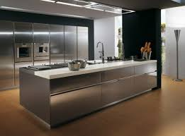 Painted Kitchen Cabinets Ideas 16 Metal Kitchen Cabinet Ideas Home Design Lover