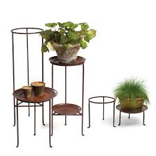Wooden Patio Plant Stands by Plant Stand Wrought Iron Planters To The Waller For Wallwrought
