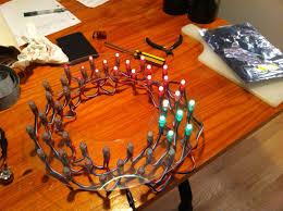 led wreath build sector67