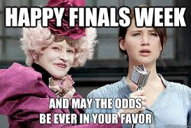 May The Odds Be Ever In Your Favor Meme - hunger games may the odds be ever in your favor