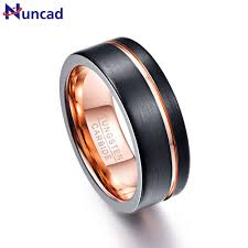 cheap mens wedding bands online get cheap men wedding band gold black aliexpress