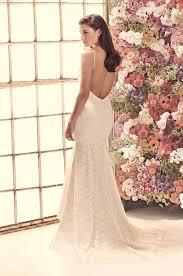 wedding dress style open back lace wedding dress style 1911 mikaella bridal