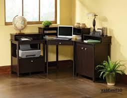 Piranha Corner Computer Desk Magnificent Black Wood Computer Desk Photos Ideas Genuine Piranha
