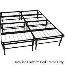 folding bed frame twin sleep master smartbase mattress for folding